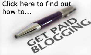 Get Paid For Blogging!