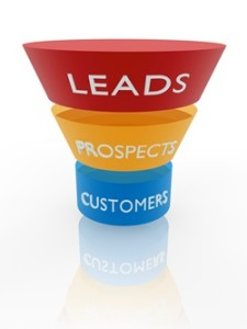 prospecting tips using content